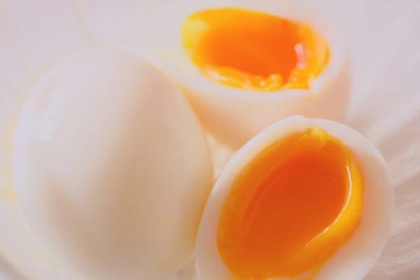 育毛にはゆで卵