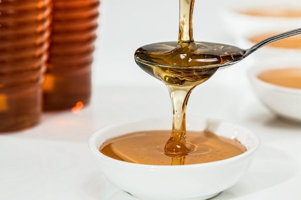 蜂蜜と育毛