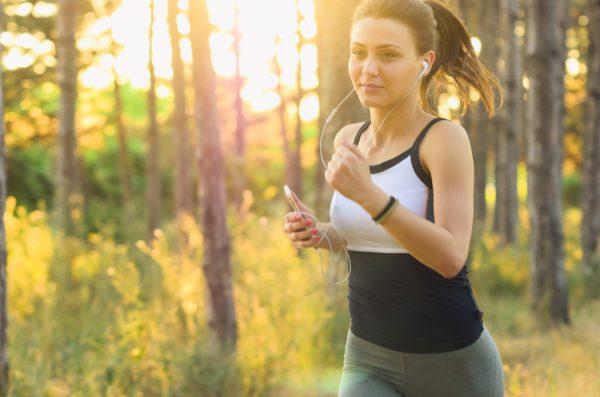 女性の育毛と運動